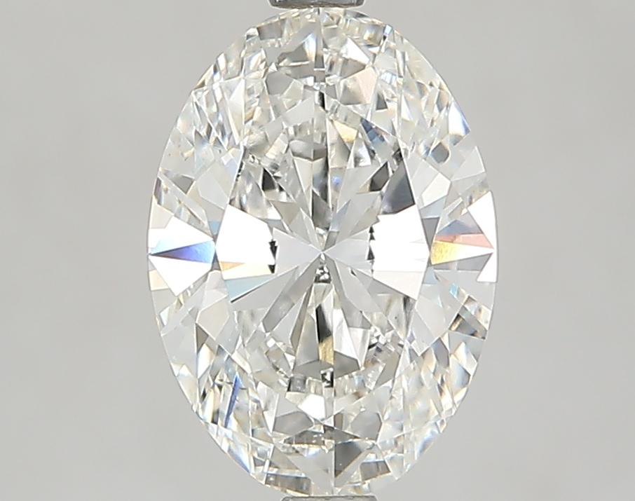 2.02 Carat G-VS1 Ideal Oval Diamond