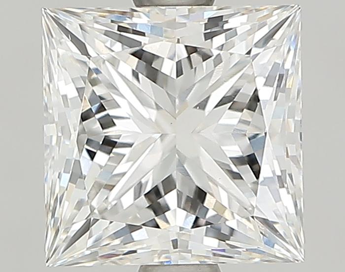 1.53 Carat G-VS1 Ideal Princess Diamond