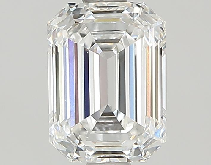 1.60 Carat F-VVS2 Ideal Princess Diamond