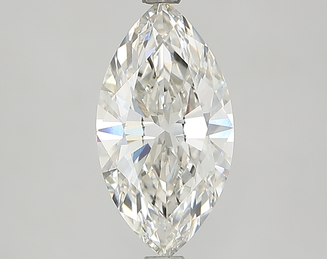 1.67 Carat I-VVS2 Ideal Marquise Diamond