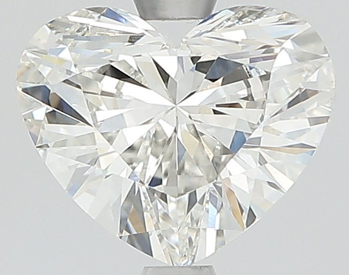 1.50 Carat H-VVS2 Ideal Heart Diamond