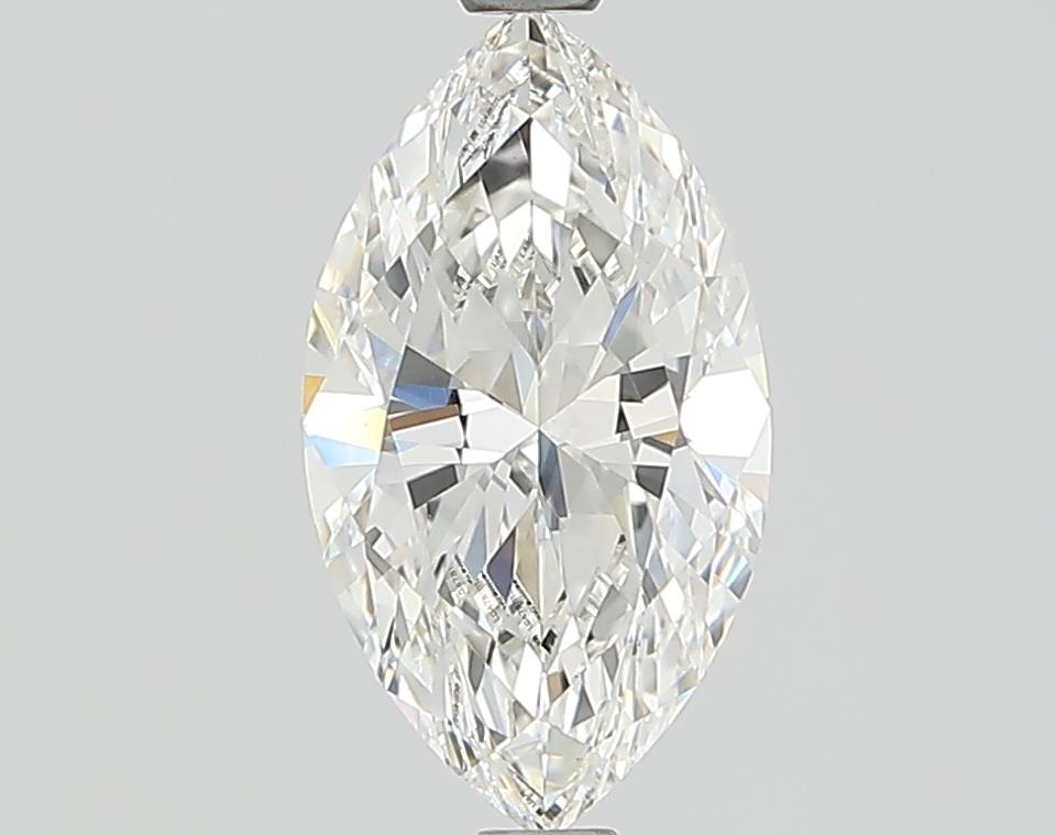 1.51 Carat H-VVS2 Ideal Marquise Diamond